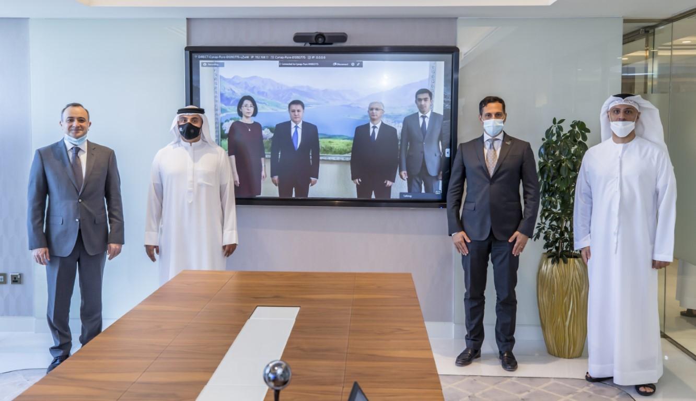 الإمارات و أوزبكستان تعززان فرص ائتمان الصادرات المشتركة