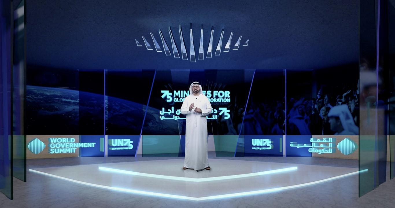القمة العالمية للحكومات والأمم المتحدة تتشاركان الرؤى لتشكيل ملامح مستقبل الإنسان