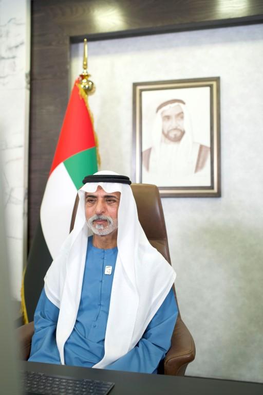 نهيان بن مبارك : الإمارات تحمل رسالة سلام إلى العالم وتدعو للعمل المشترك من أجل عالم أفضل