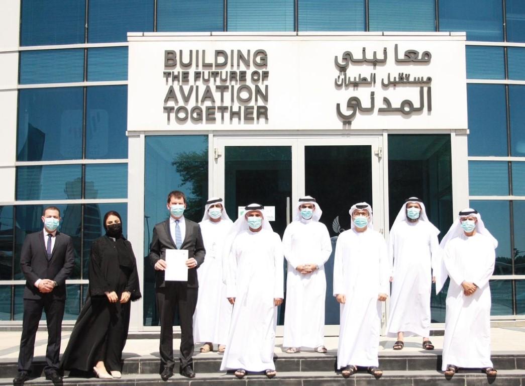 """شركة """"ويز إير أبوظبي"""" للطيران الاقتصادي تحصل على شهادة المشغل الجوي"""
