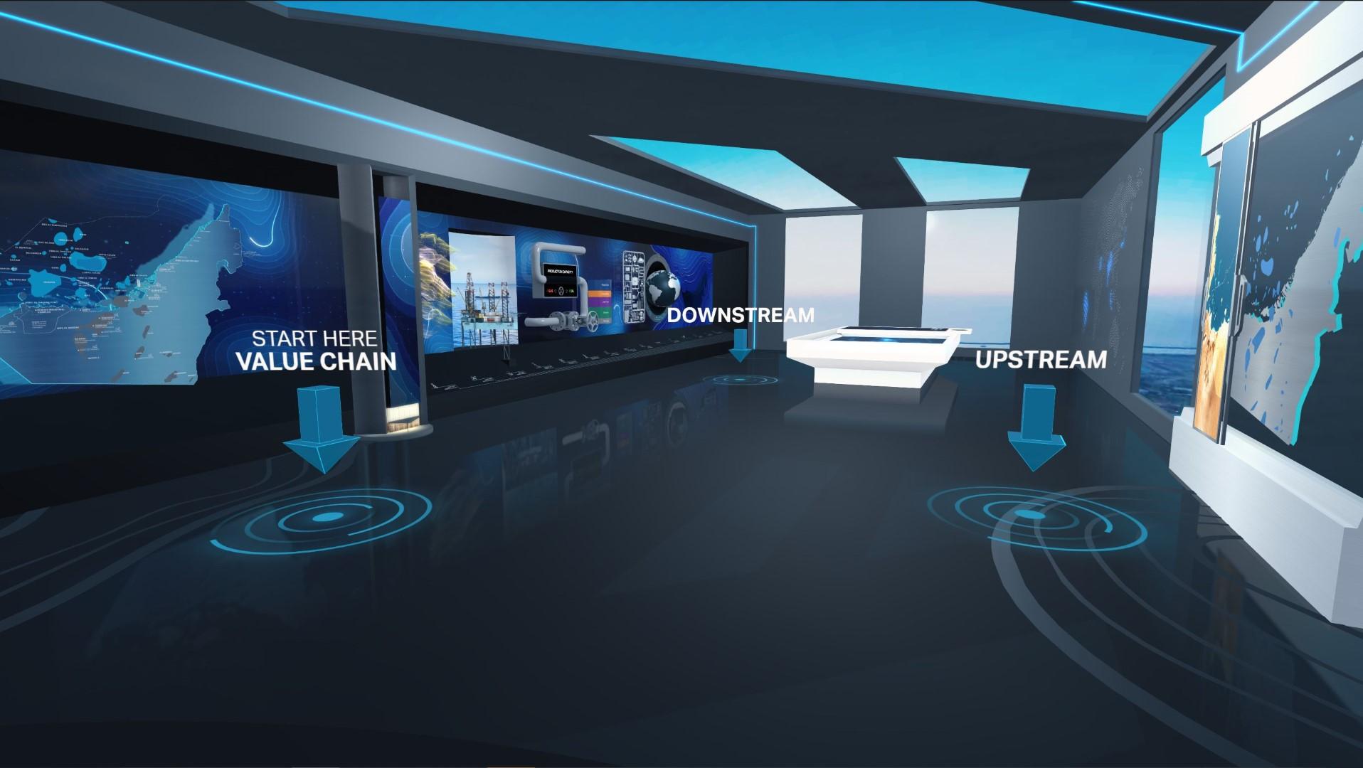 """""""أدنوك"""" تطلق مركزها الافتراضي للطاقة"""