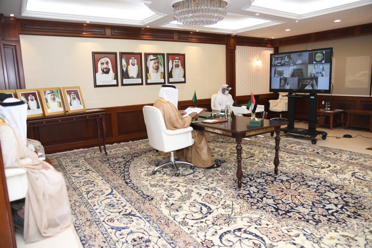 البواردي يترأس اجتماع مجلس الدفاع الخليجي المشترك في دورته الـ 17 عبر الاتصال المرئي
