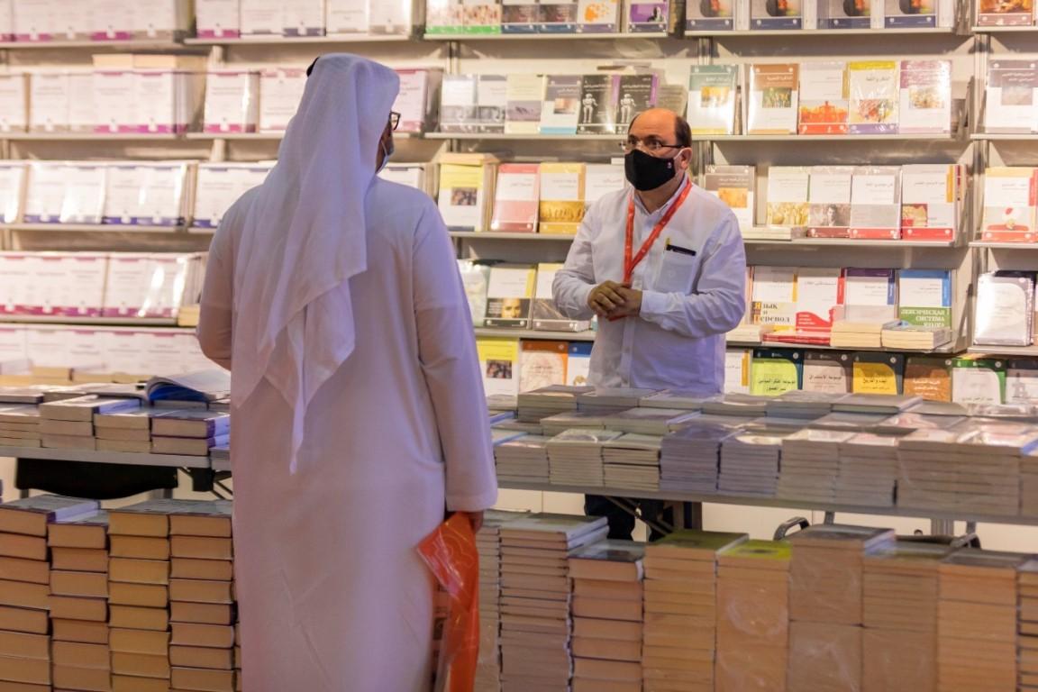 معرض الشارقة للكتاب يفتح صفحة جديدة من فصول المعرفة العربية و العالمية