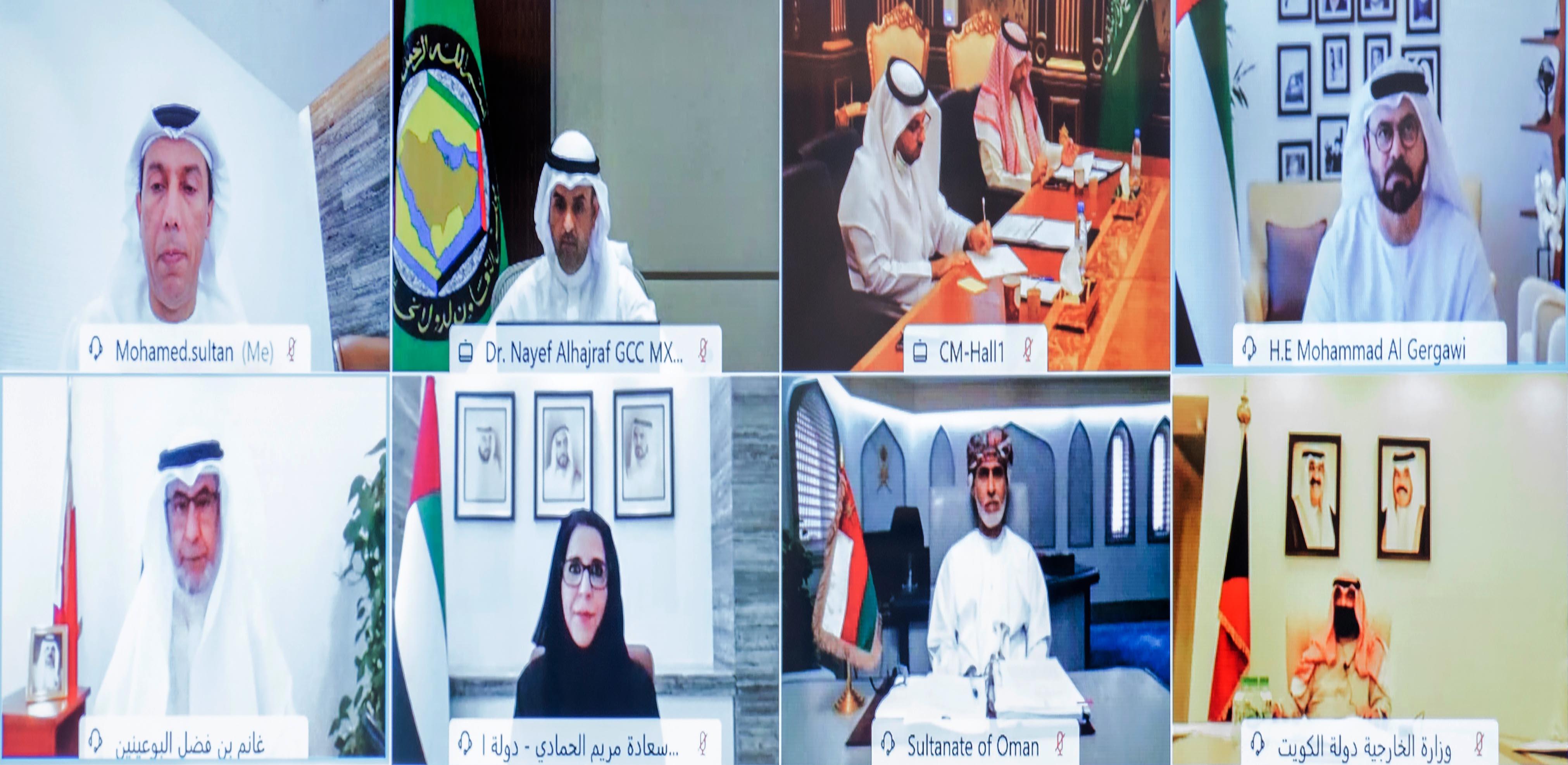 الإمارات تترأس اجتماع اللجنة الوزارية المكلفة بمتابعة تنفيذ قرارات مجلس التعاون الخليجي