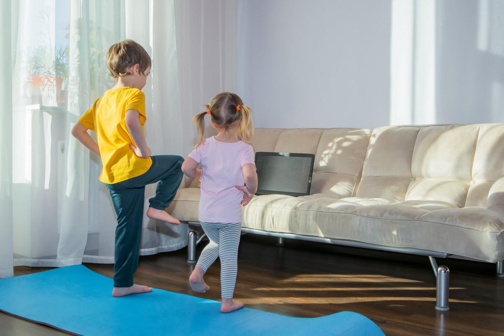 """""""تحدي دبي للياقة"""" يخصص أنشطة رياضية متنوعة للأطفال"""