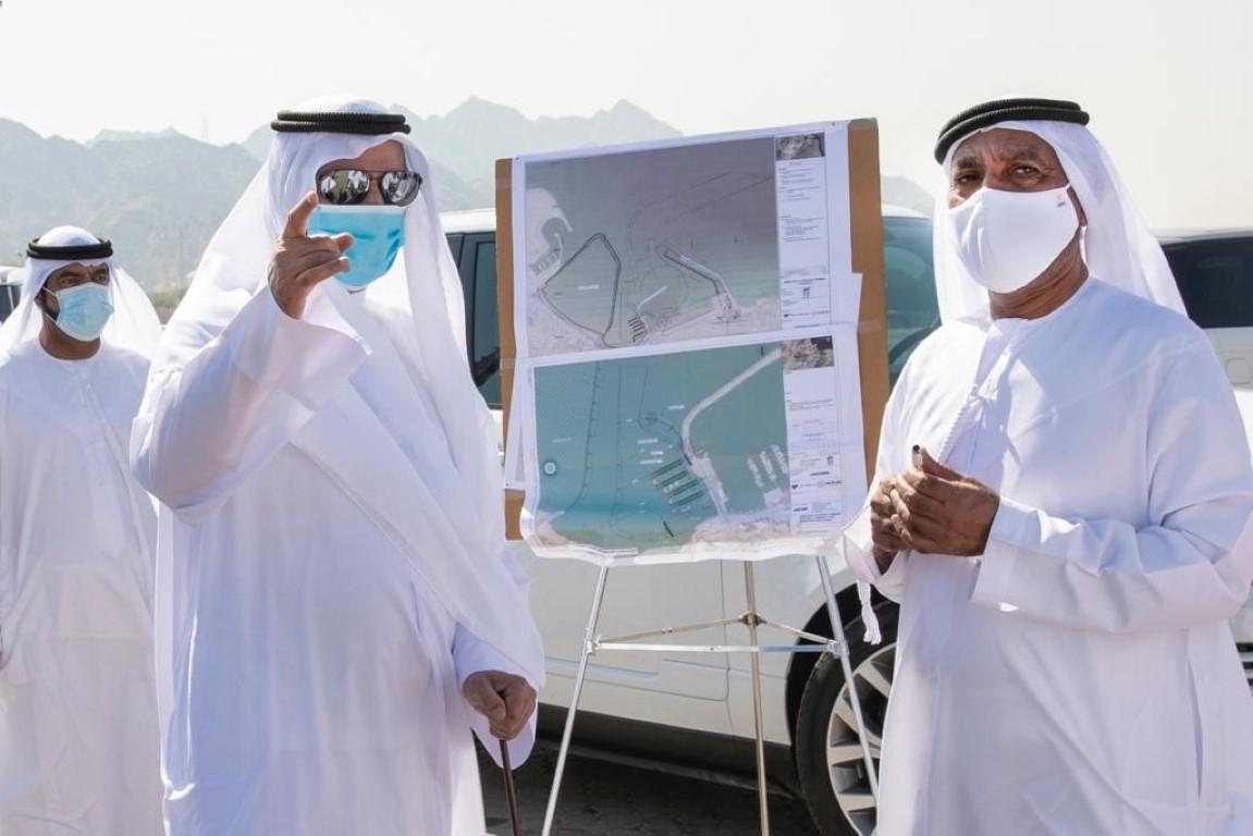 حمد الشرقي : ميناء دبا الفجيرة إضافة نوعية للمنافذ البحرية خارج الخليج العربي