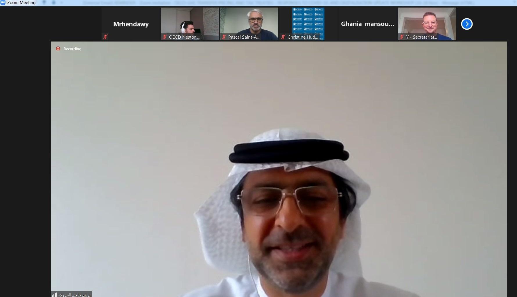 وزارة المالية : الإمارات تعمل على تطوير شبكة شاملة للمعاهدات الضريبية