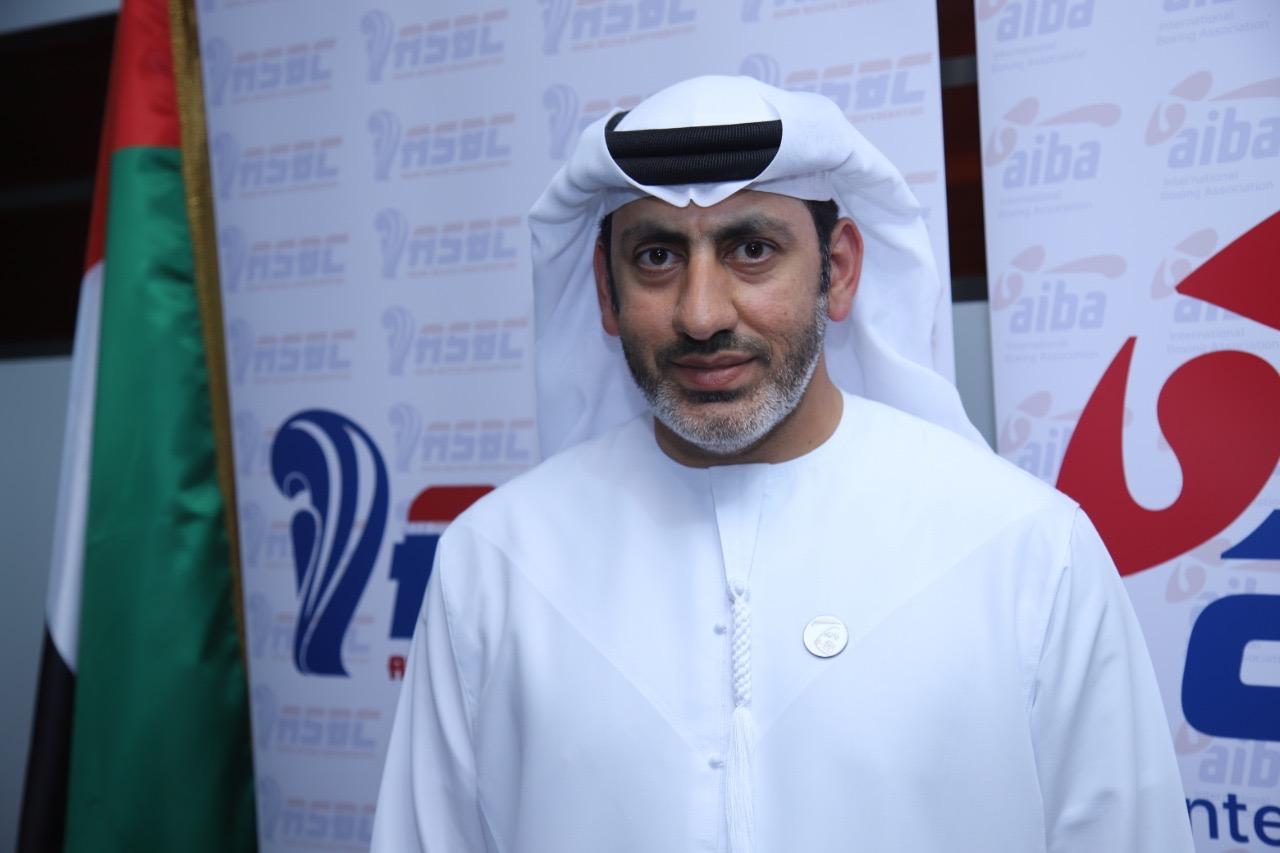الاتحاد الأمريكي للملاكمة يعلن دعمه لمرشح الإمارات لرئاسة الاتحاد الدولي ويطالب الجميع بالتصويت له غدا