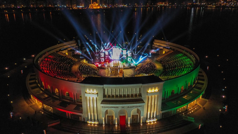 مسرح المجاز بالشارقة يحتضن غدا حفلا غنائيا بمناسبة اليوم الوطني 49
