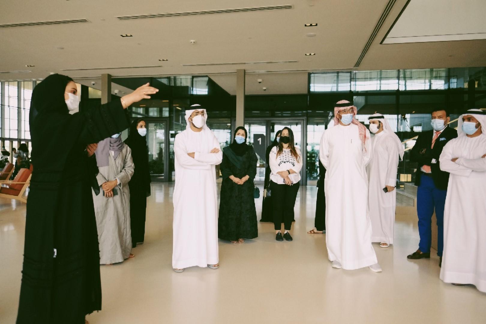 جمعية الناشرين الإماراتيين تبحث التعاون مع
