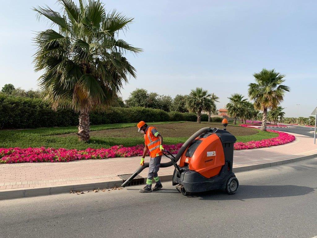 بلدية دبي تعد خطة للإبقاء المدينة نظيفة بعد الاحتفالات بالعام الجديد
