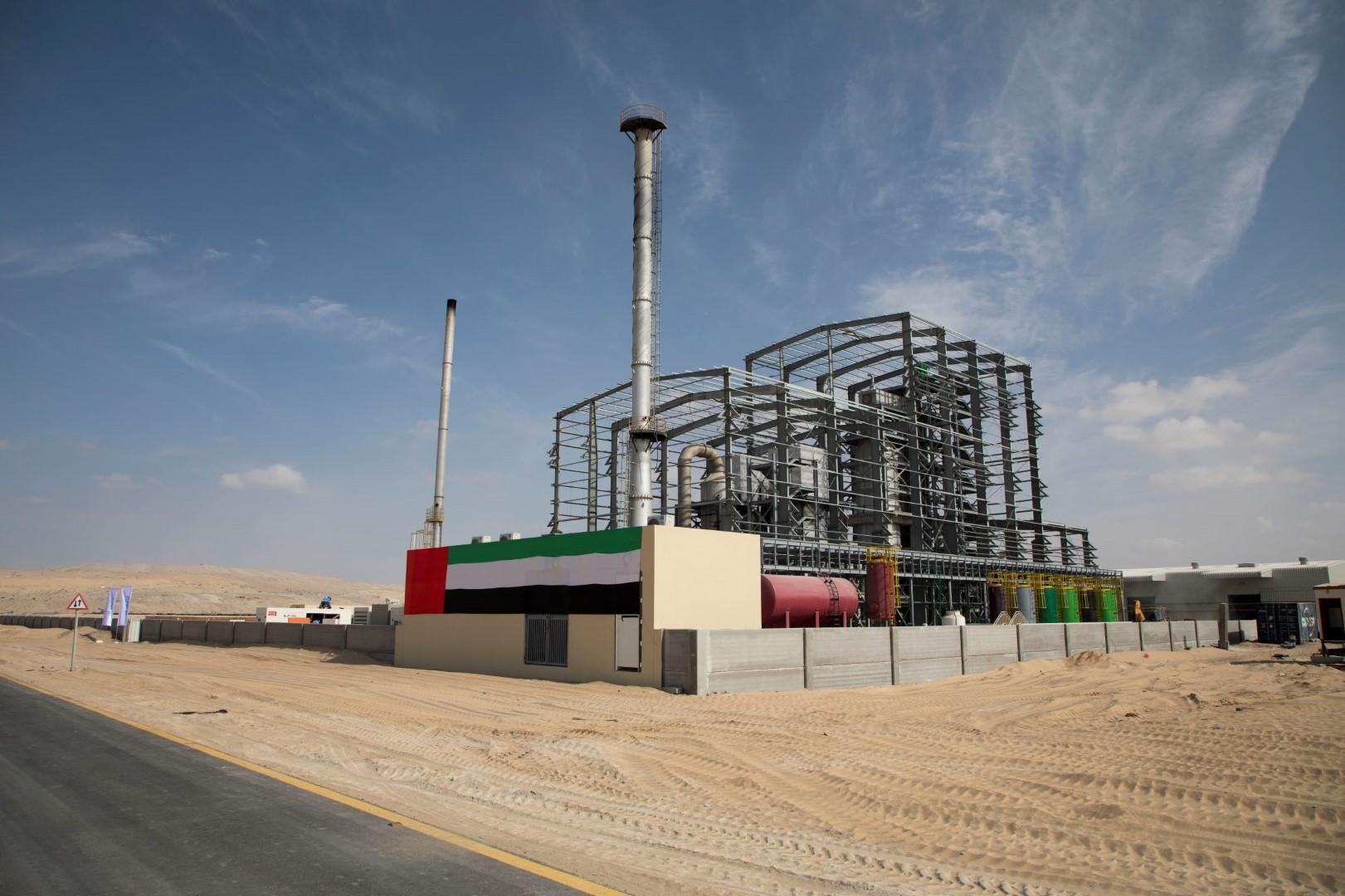 """""""تدوير"""" تفتتح مجمعا صديقا للبيئة """"إيكو بارك"""" لتعزيز التنمية المستدامة في إمارة ابوظبي"""