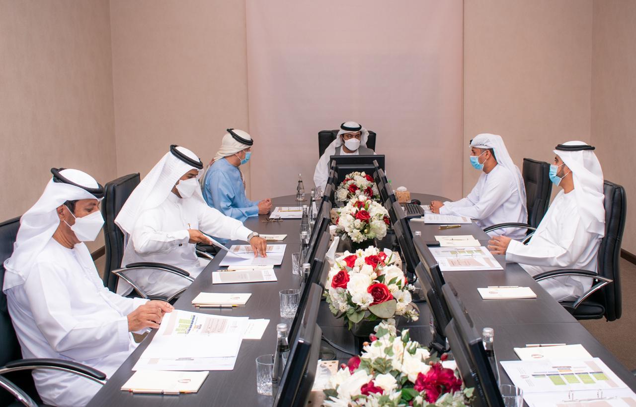 محمد بن حمد الشرقي يترأس اجتماع هيئة الفجيرة للبيئة