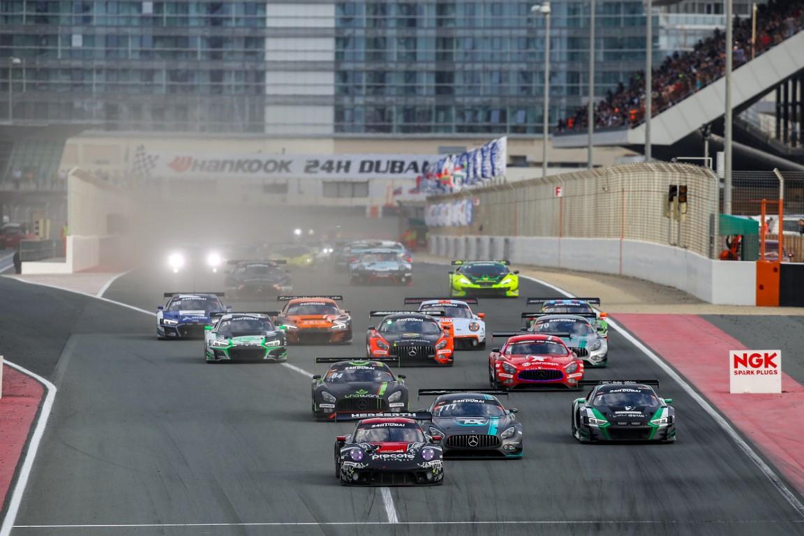 دبي تستضيف سباق هانكوك 24 ساعة العالمي بعد غد