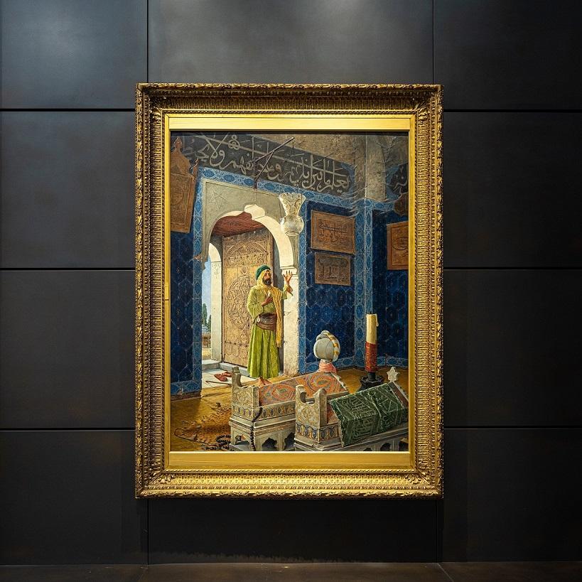 أعمال فنّية جديدة في قاعات عرض اللوفر أبوظبي