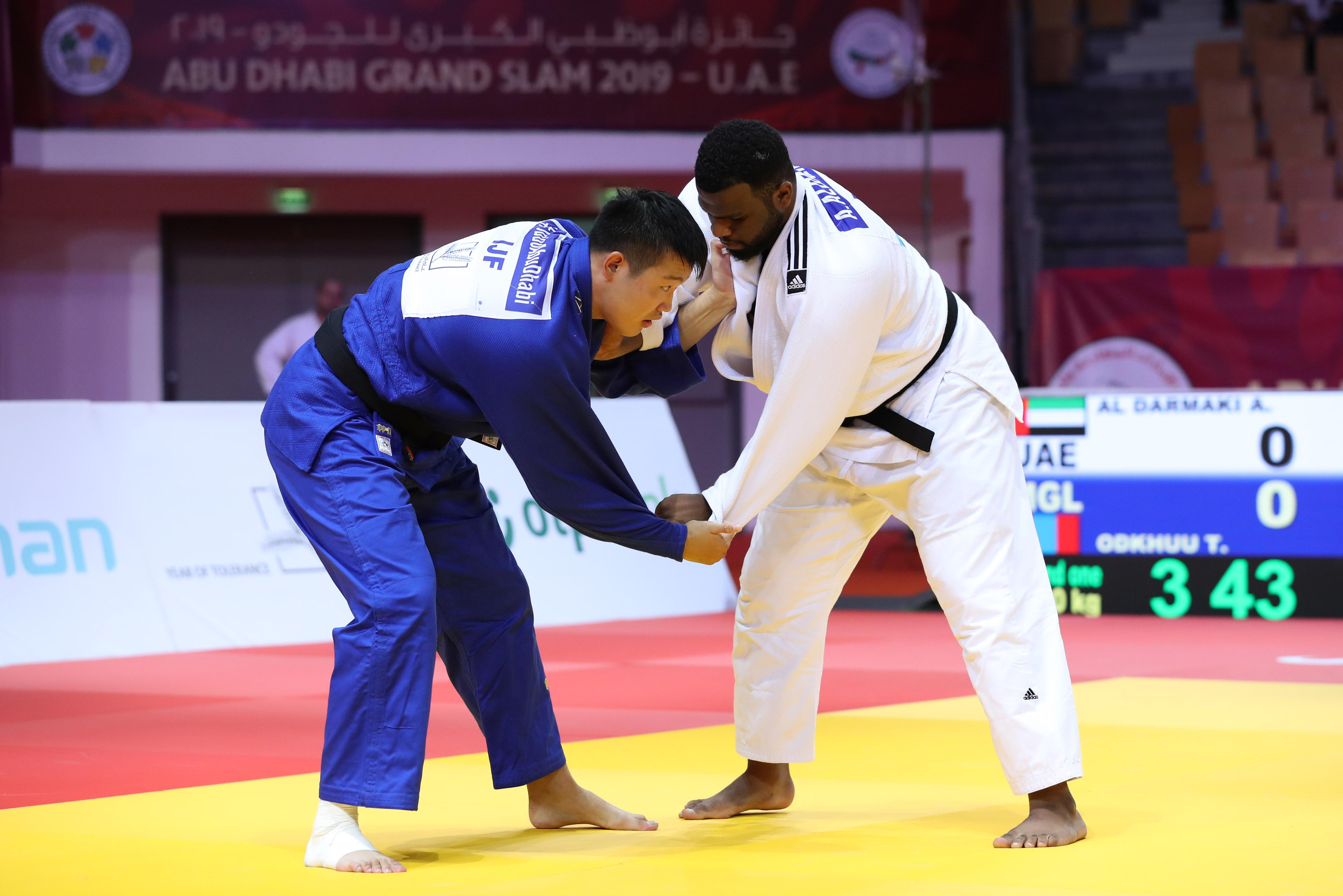 جودو الإمارات يشارك في /ماسترز الدوحة/ استعدادا لأولمبياد طوكيو