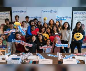 مؤسسة 'عملية الابتسامة' الإماراتية تحتفي بمرور عشر سنوات على تأسيسها