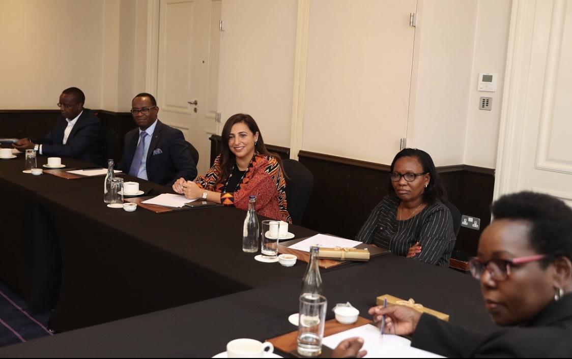 """بدور القاسمي تزور كينيا ضمن جولة لتقييم حالة قطاع النشر في مرحلة ما بعد """"كورونا"""""""