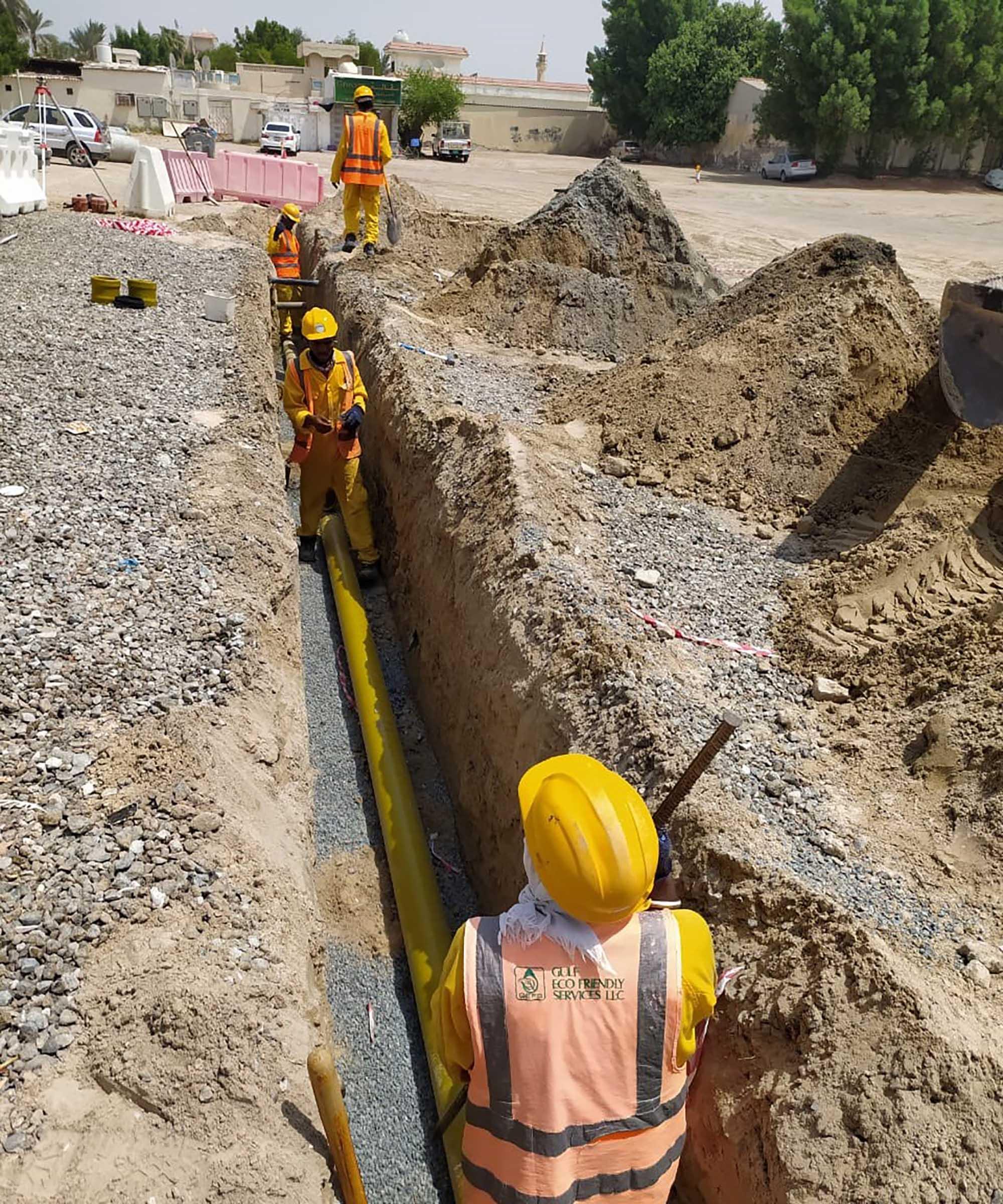 كهرباء الشارقة تستبدل شبكات المياه في 4 مناطق بالشارقة بتكلفة 30,149 مليون درهم
