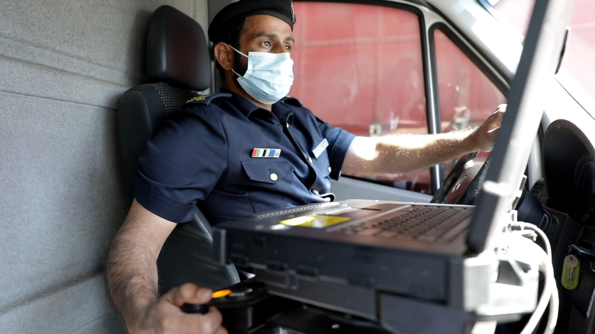 """""""جمارك أبوظبي"""" تطلق نظام إدارة عمليات التفتيش وتنفيذها رقميا"""