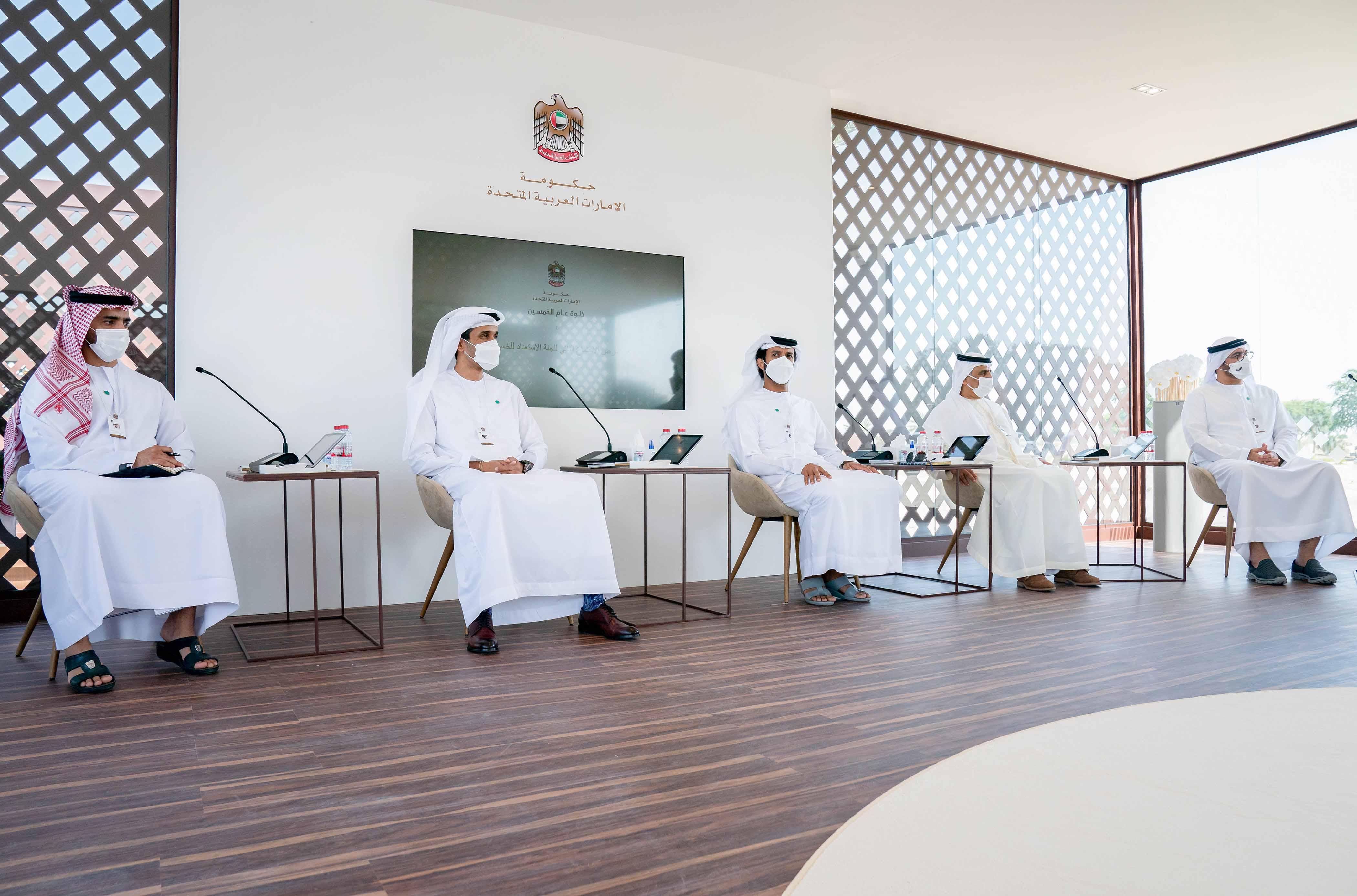 منصور بن زايد: دولة الإمارات تمضي بثقة نحو صناعة مستقبل أفضل لأبنائها خلال الخمسين عاماً المقبلة