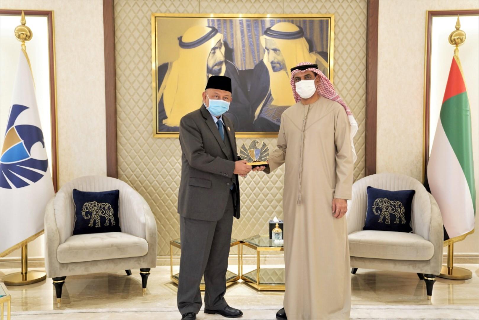 Bea Cukai Dubai sedang berdiskusi dengan Kedutaan Besar Indonesia bekerja sama dengan negara tersebut untuk mendukung perdagangan kedua negara.