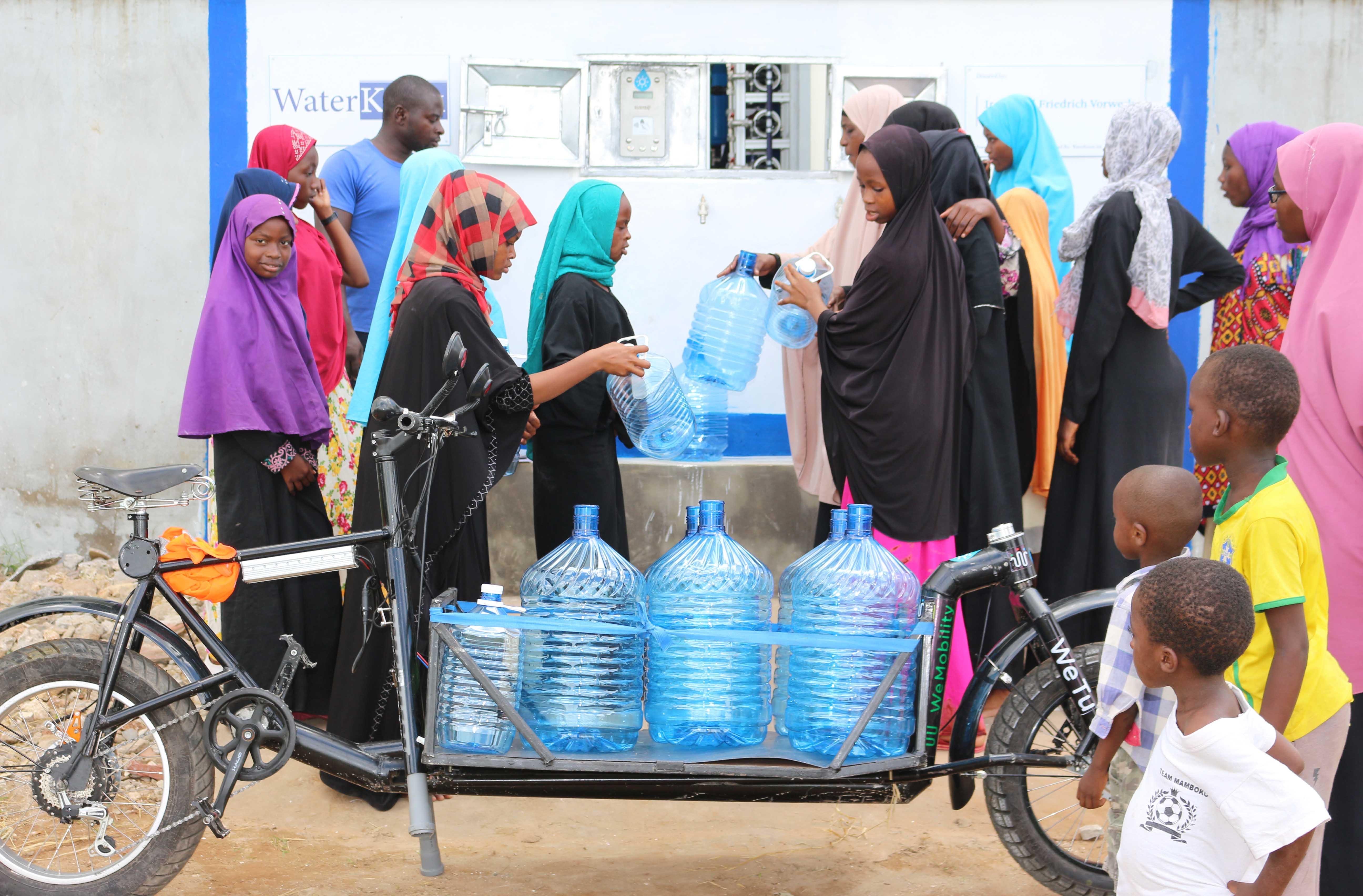 """""""جائزة محمد بن راشد للمياه"""" تحفز ابتكار تقنيات مستدامة تسهم في حل مشكلة شح المياه حول العالم"""