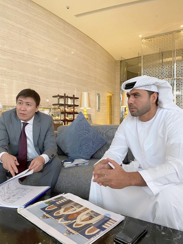 وزير التربية في قيرغيزستان يثمن دعم الإمارات لبلاده