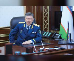 Uzbekistan-UAE cooperation on combatting crime developing rapidly: Uzbek Interior Minister
