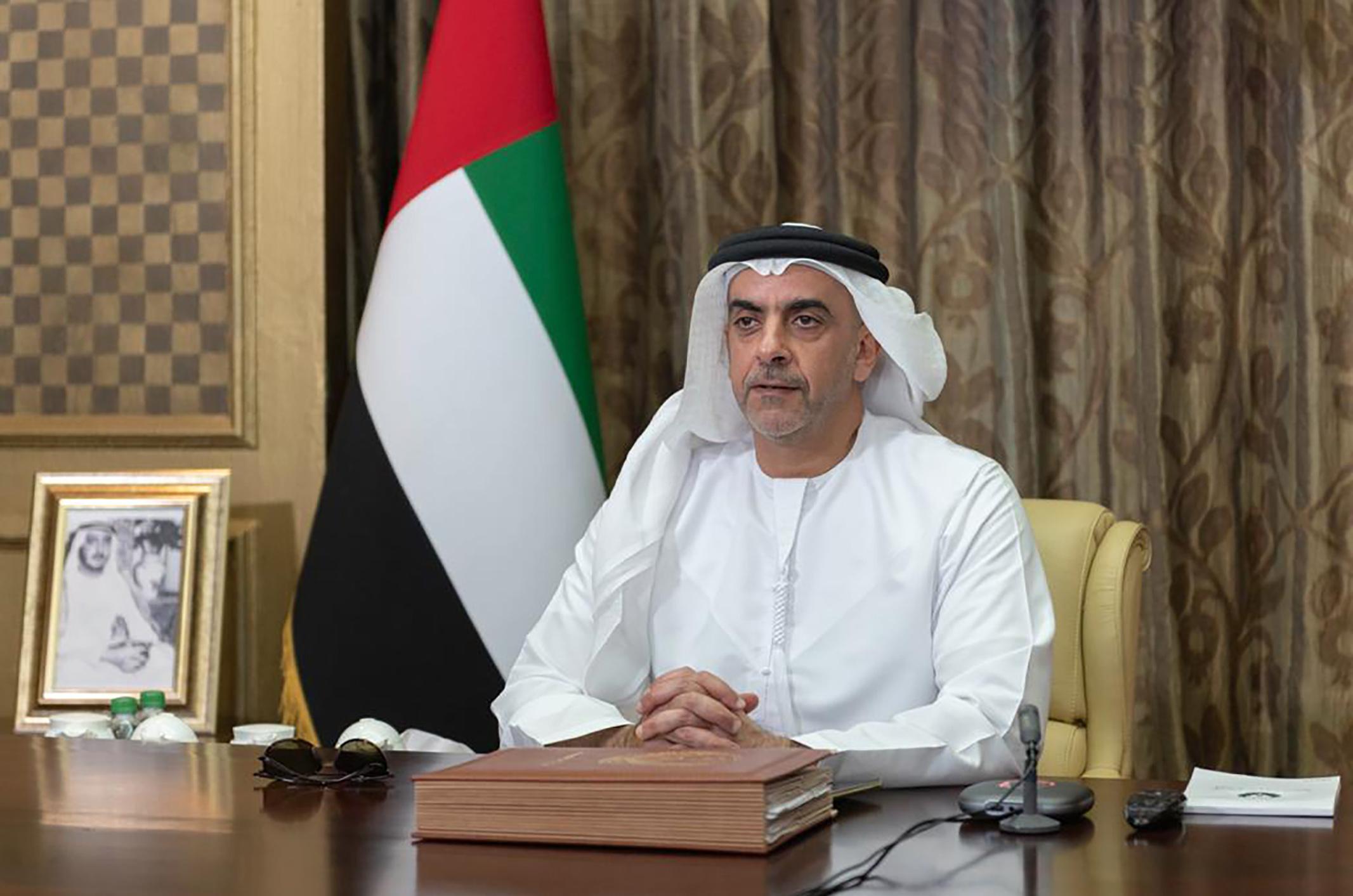 سيف بن زايد يترأس وفد الدولة في أعمال مجلس وزراء الداخلية العرب