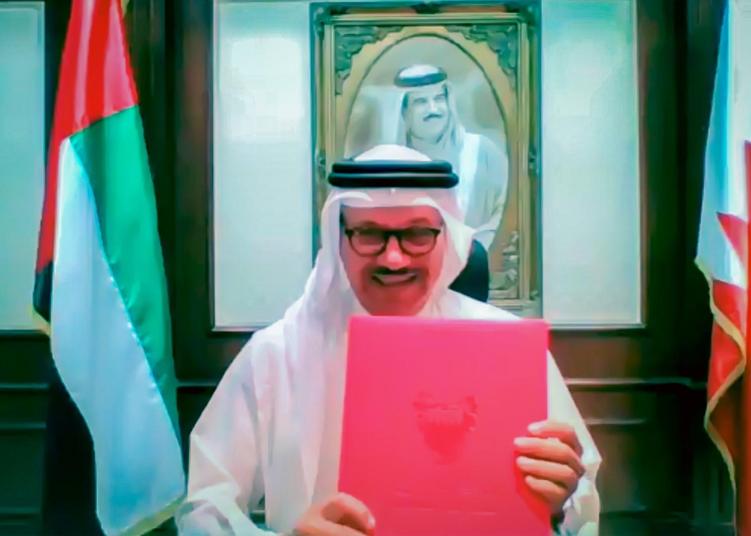 عبدالله بن زايد يترأس أعمال اللجنة المشتركة بين الإمارات والبحرين