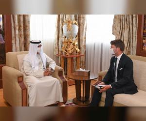 الإمارات وفرنسا تبحثان سبل تعزيز العلاقات الاستراتيجية