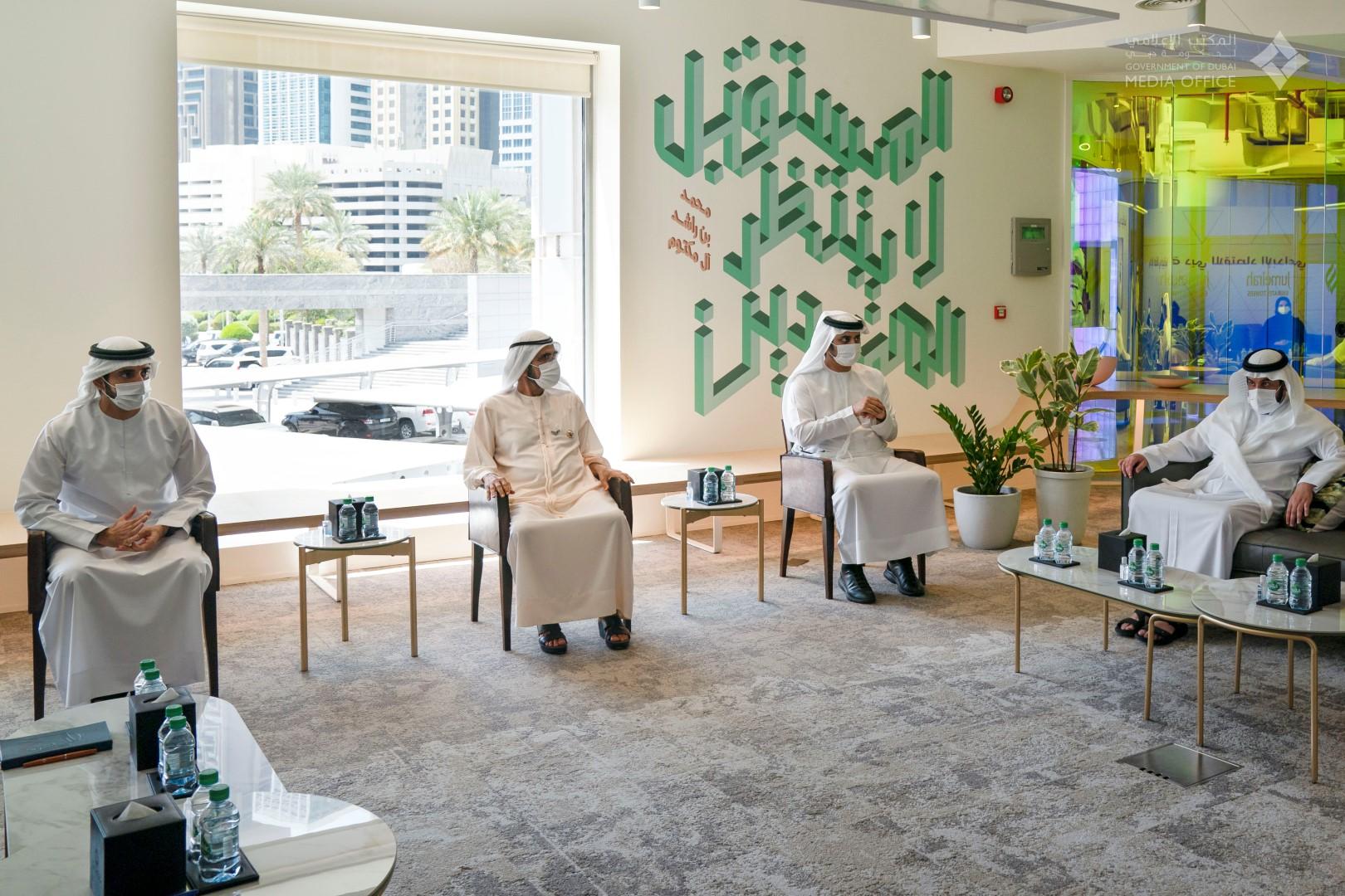 محمد بن راشد يطلق برنامجاً استراتيجياً لتحويل دبي إلى عاصمة للاقتصاد الإبداعي في العالم