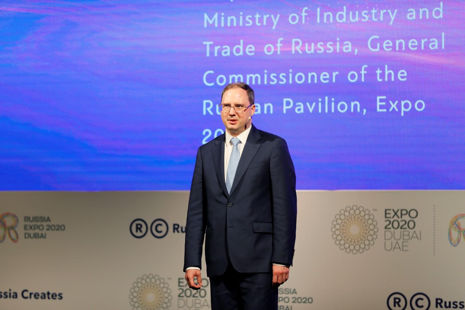 الجناح الروسي في إكسبو دبي 2020 يقدم عرضا يكشف عن برامج عمله