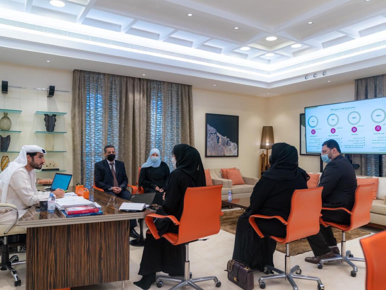 راشد النعيمي يؤكد أهمية تعاون السكان والجهات الحكومية في عجمان لإنجاح التعداد السجلي
