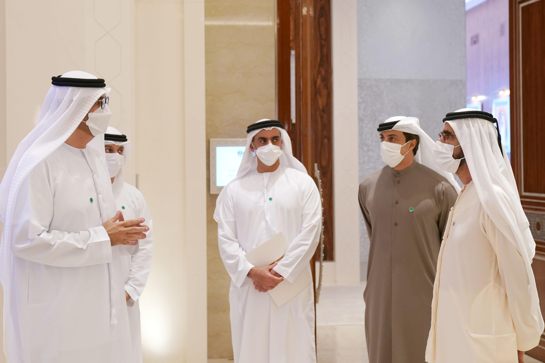 محمد بن راشد يعتمد استراتيجية مصرف الإمارات للتنمية التي ستضم محفظة تمويلية بقيمة 30 مليار درهم