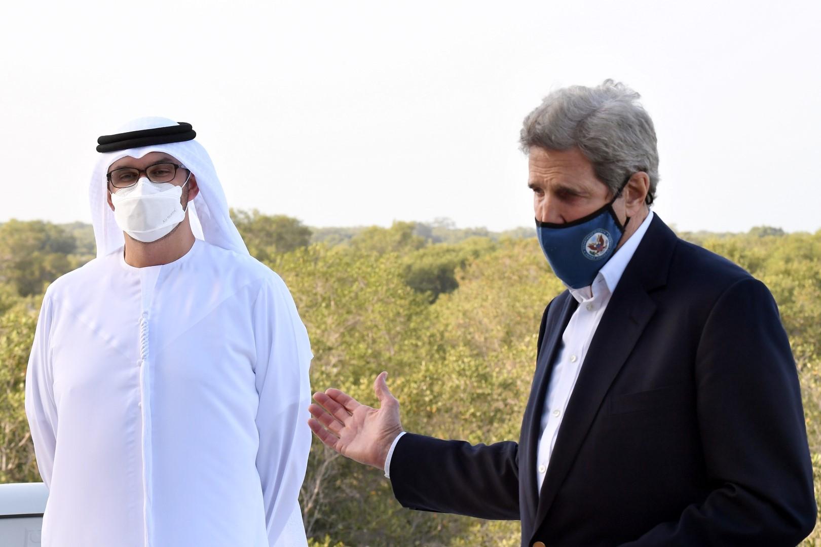 المبعوث الرئاسي الأميركي لشؤون تغيّر المناخ يزور عدداً من المشاريع والمبادرات الاستراتيجية في مجال الطاقة النظيفة في أبوظبي