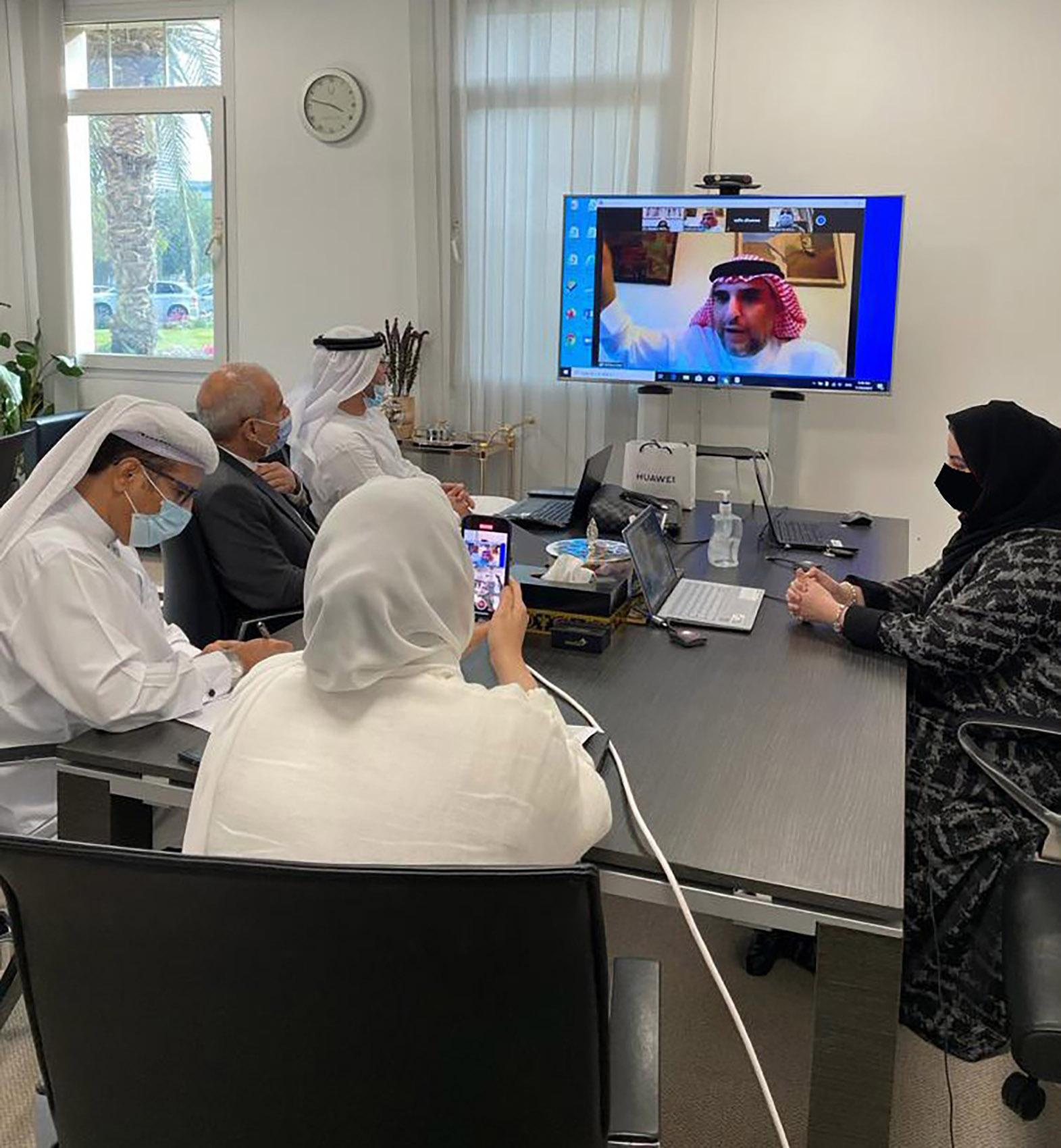 """""""صحة دبي"""" تحصل على اعتماد الهيئة السعودية للتخصصات الطبية"""