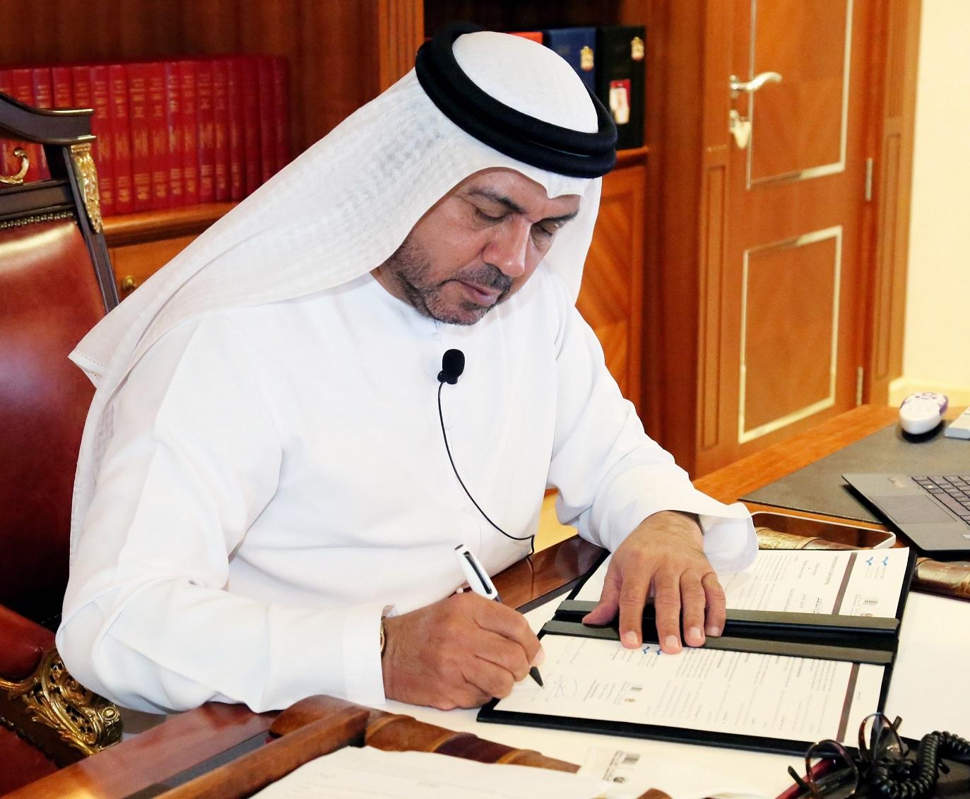 توقيع مذكرة تفاهم بين الأرشيف الوطني الإماراتي والمكتبة الوطنية الإسرائيلية