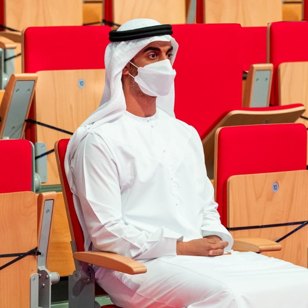 حمدان بن محمد بن زايد يفتتح بطولة أبوظبي العالمية لمحترفي الجوجيتسو