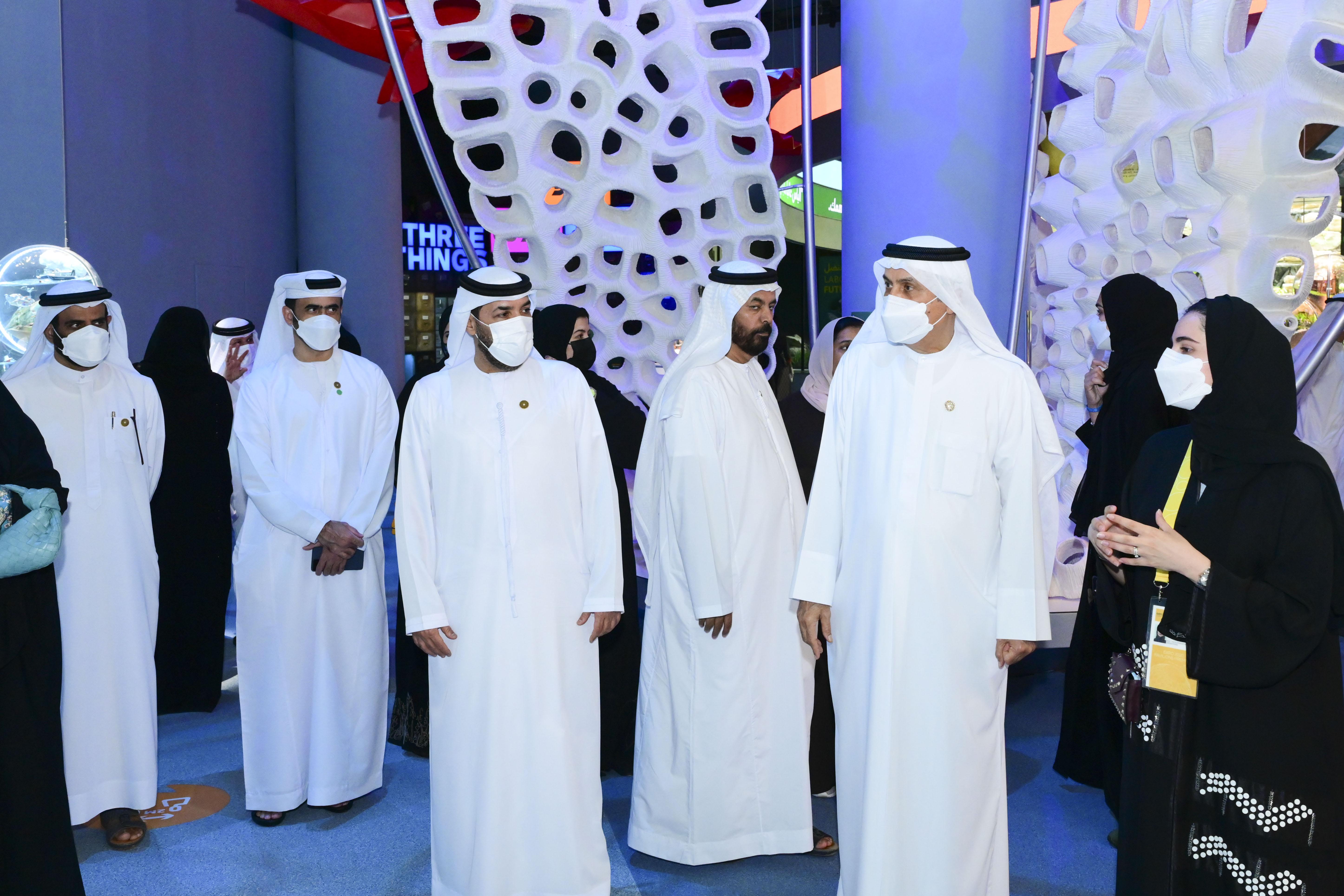 صقر غباش: الإمارات ستبهر العالم خلال معرض إكسبو دبي 2020 دبي