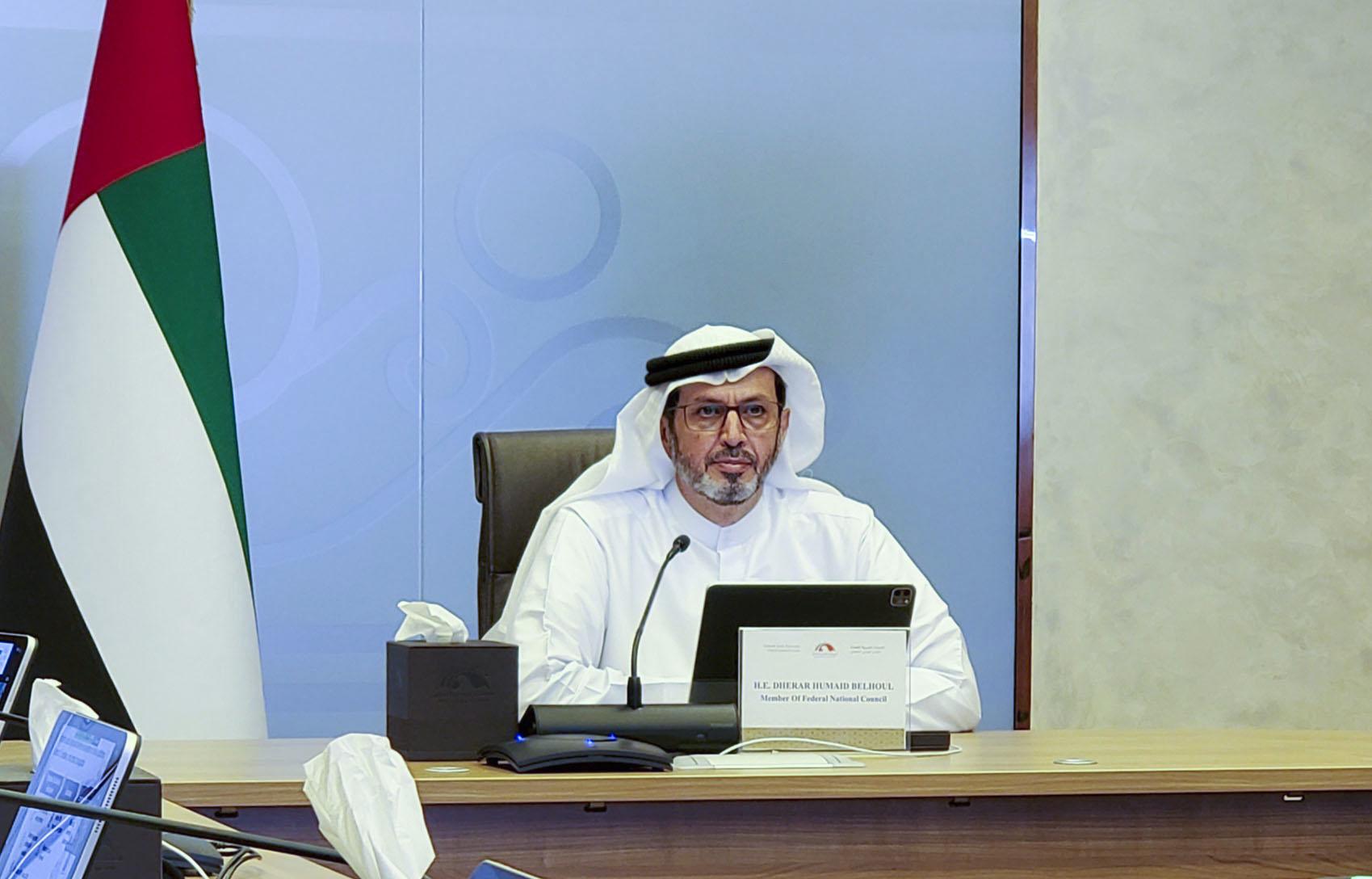 الشعبة البرلمانية الإماراتية تستعرض خلال مؤتمر دولي جهود الدولة في مكافحة الإرهاب والتطرف