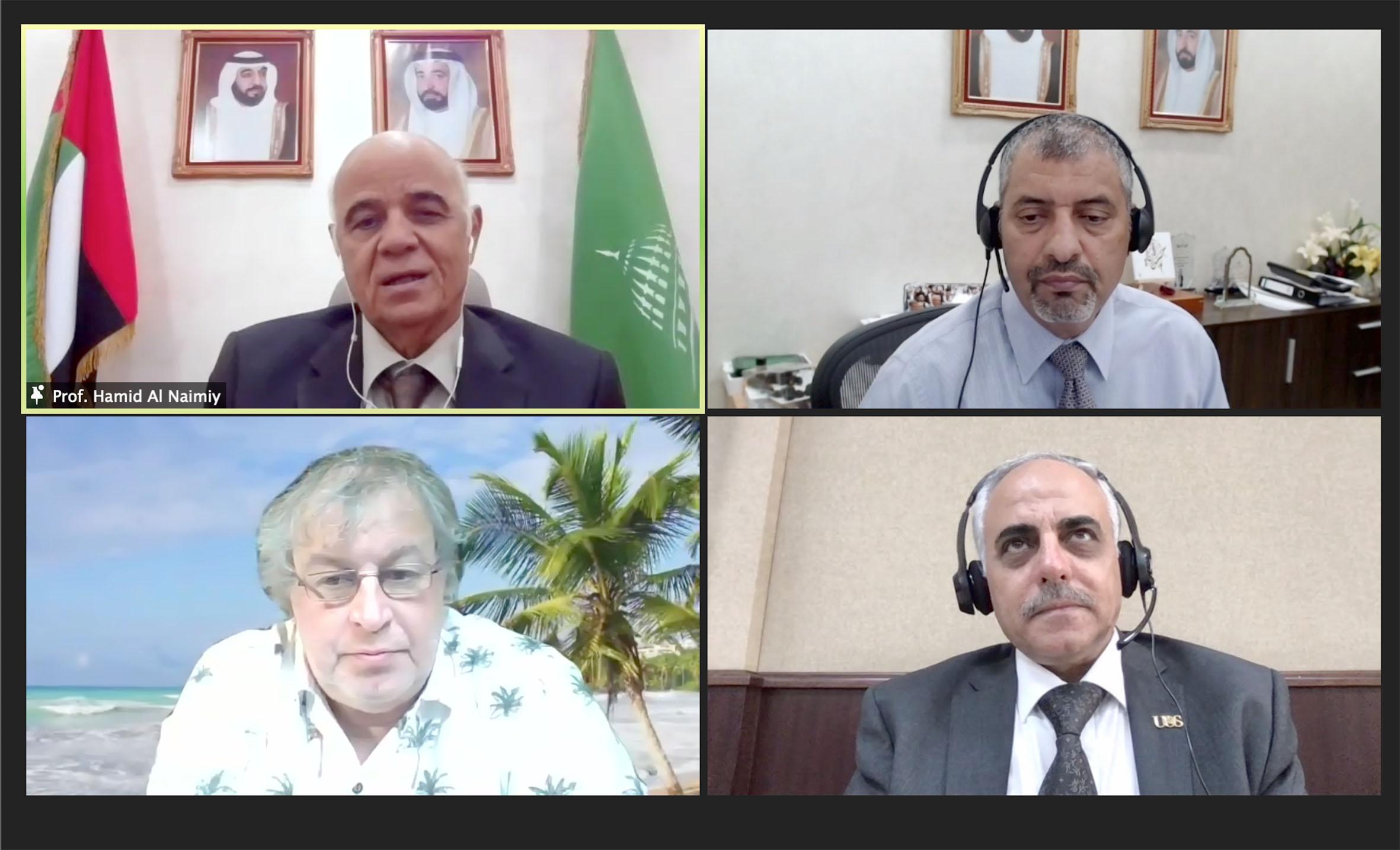 مؤتمر تاريخ العلوم عند العرب و المسـلمين يختتم فعالياته بالشارقة