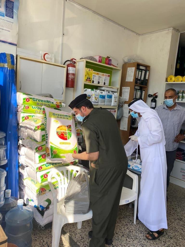 وكالة أنباء الإمارات - الانتهاء من رصد المواد الخطرة ...
