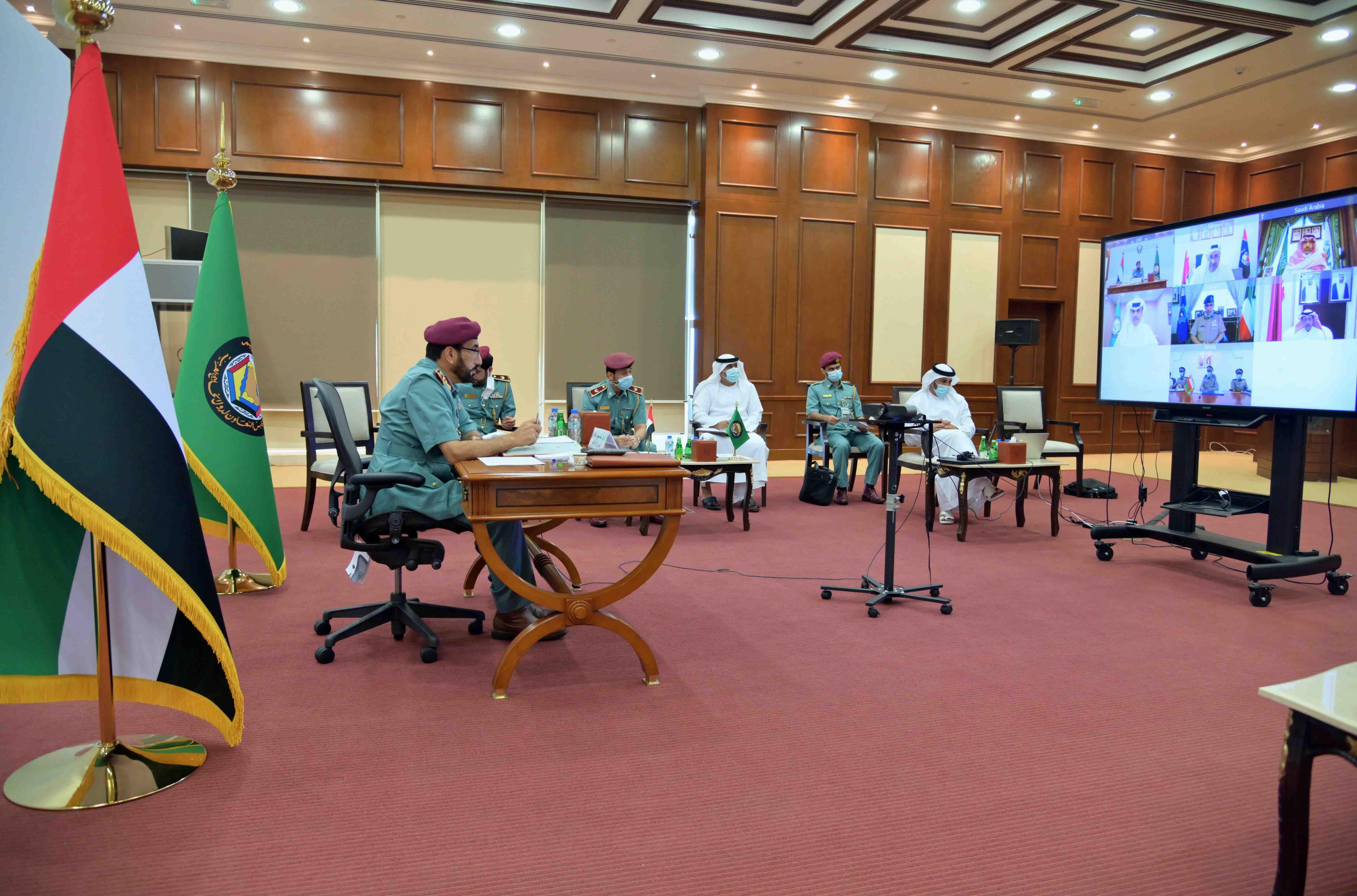الإمارات تشارك في الاجتماع الـ 11 لوكلاء وزارات الداخلية بدول التعاون