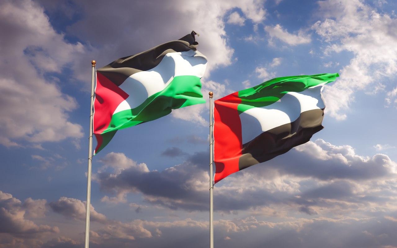 阿联酋再次支持以和平、全面和公正的方式解决巴勒斯坦问题