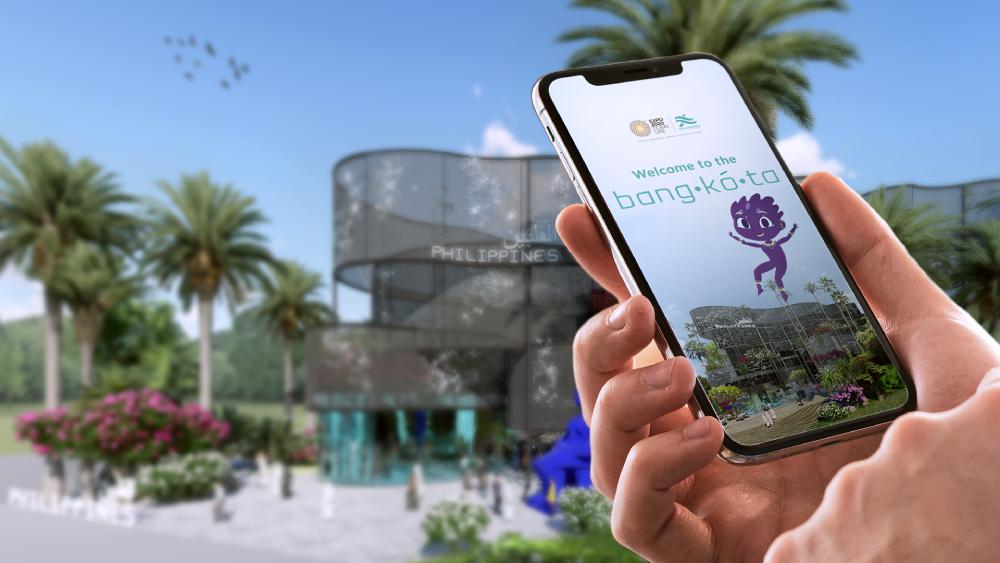 جناح الفلبين في إكسبو 2020 يطلق تطبيقات ذكية تفاعلية للزوار