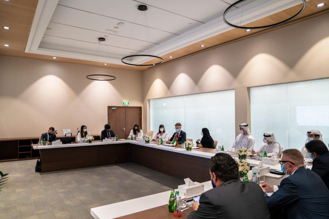 الإمارات ولوكسمبورغ تبحثان التعاون في مجالات التكنولوجيا المتقدمة والفضاء  - 3477581866866201995 - Emirates News Agency – UAE, Luxembourg explore cooperation opportunities in advanced technology, space