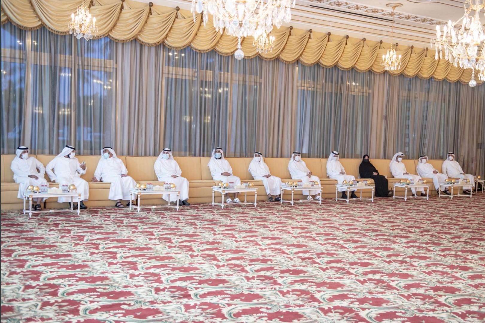 محمد بن راشد يعلن النتائج السنوية لأعمال مؤسسة مبادرات محمد بن راشد آل مكتوم العالمية للعام 2020 ويؤكد: دولة الإمارات ليست كياناً سياسياً واقتصادياً فقط وإنما كيان حضاري وإنساني ومنارة للأمل في المنطقة