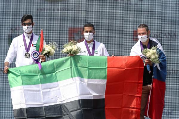 تتويج فرسان الإمارات أبطال العالم في احتفالية الختام لمونديال القدرة بايطاليا